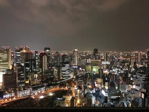 Нощна Осака