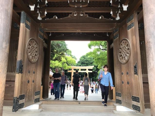 Храмът Мейджи