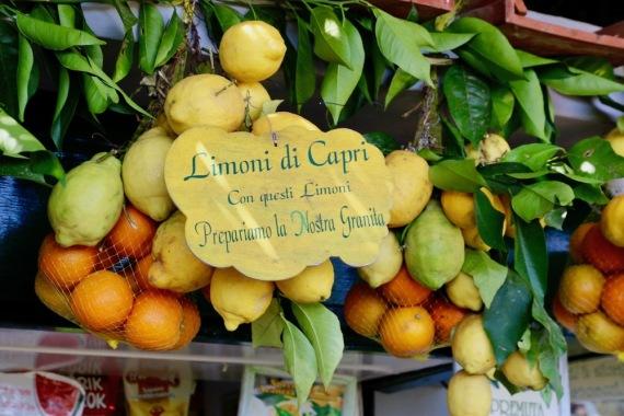 Лимони от Капри