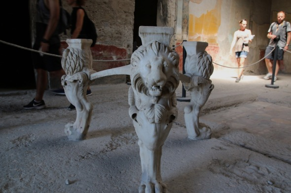 Къща в Помпей