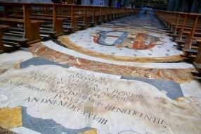 Пода на църквата Новия Христос.