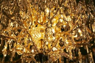Кристален полилей в Мюнхенската резиденция.