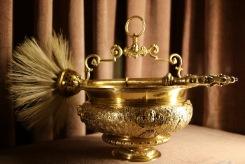 Ценни предмети в съкровищницата на Мюнхенската резиденция.