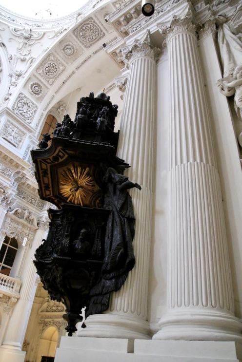 Театинската църква Св. Кайетан в Мюнхен.