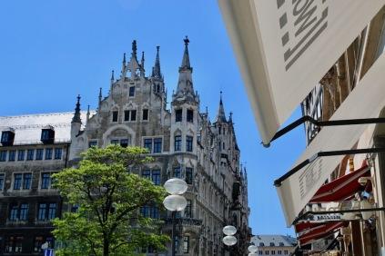 Кметството на Мюнхен.