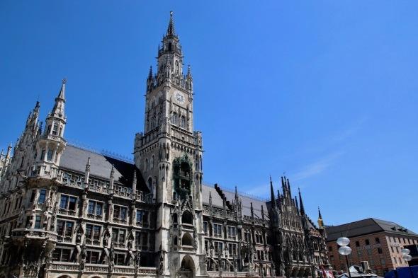 Кметството на Мюнхен