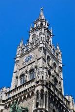 Часовниковата кула на кметството.