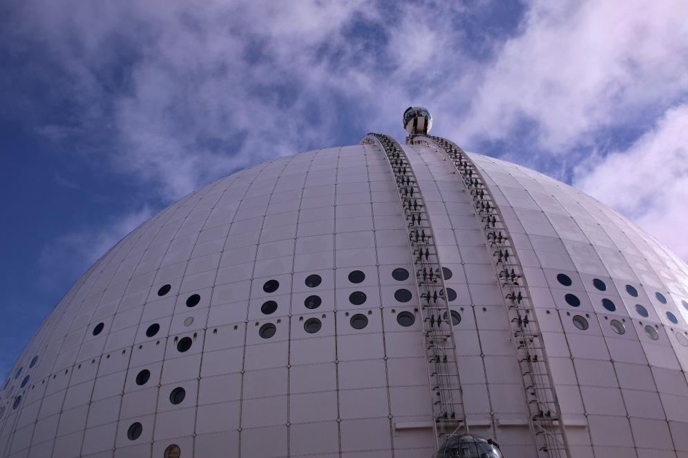 Ericsson globe arena.
