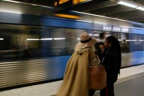Знаете ли, че знака за метро в Стокхолм е Т!