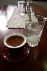 Кафе с бяло сладко