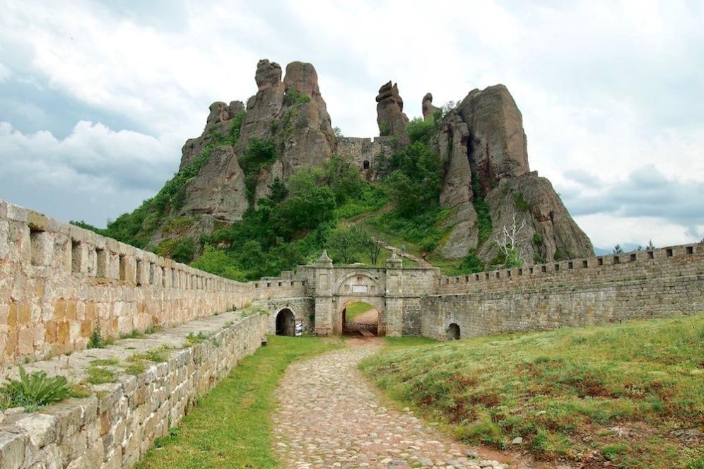 Белоградчишката крепост Калето