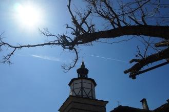 Часовниковата кула.