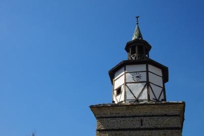 Един от символите на Трявна -Часовниковата кула.