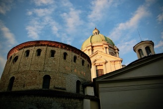 Старата и новата катедрали