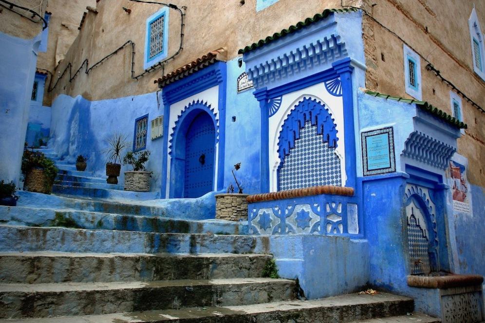 Чешми в арабски стил.