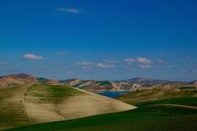 Шарен марокански пейзаж.