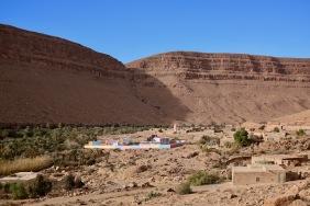 Училище в Мароко.