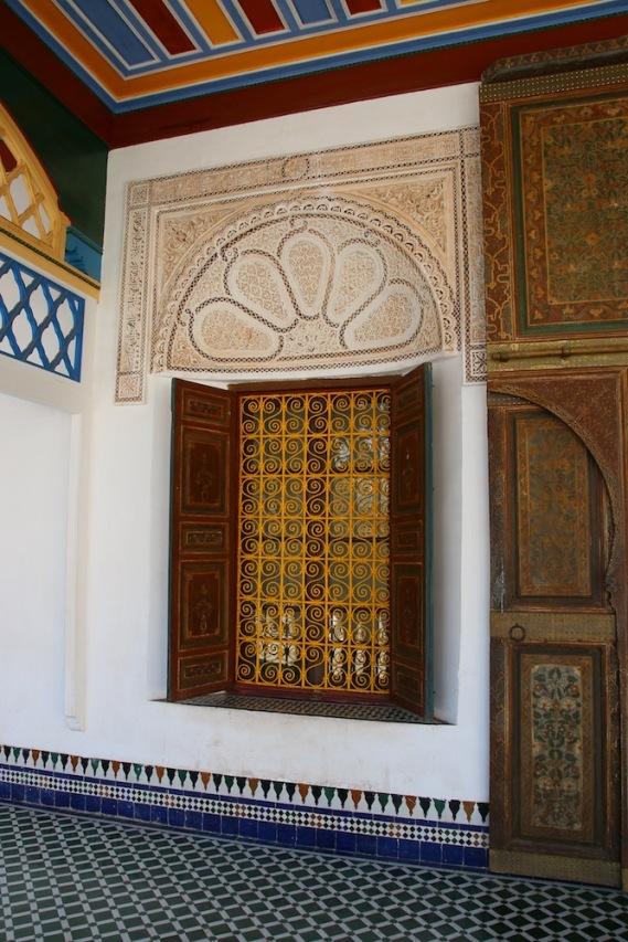 Марокански стил от тавана до пода.