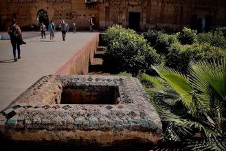 Останките от двореца Ел Бади, Маракеш.
