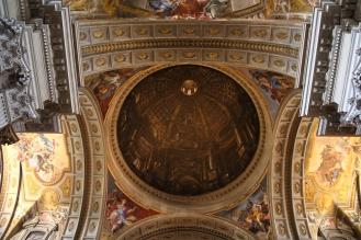 Църквата Сант'Игнацио ди Лойола.