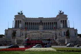 Монументалния комплекс Виториано.