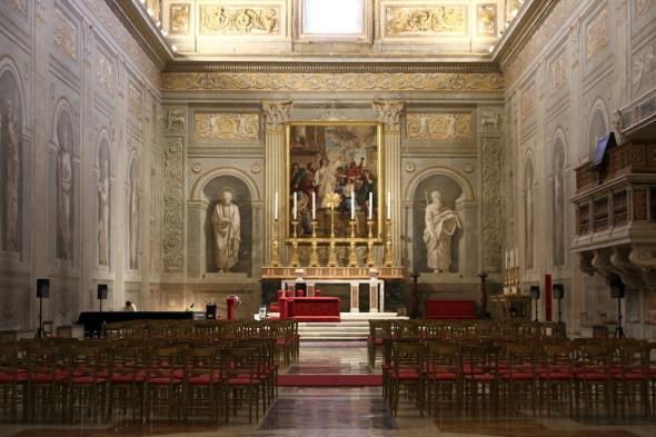 В Капела Паолина са били проведени няколко конклава за избирането на нов папа.