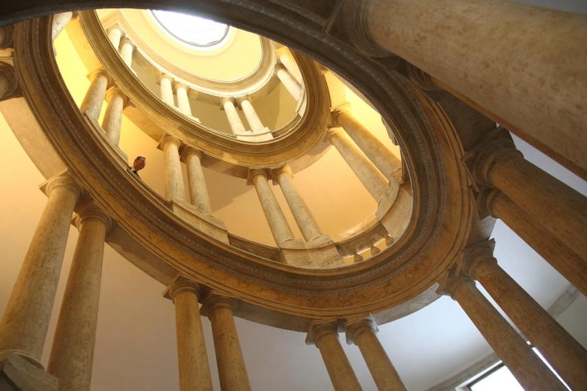 Стълбището Маскерино.