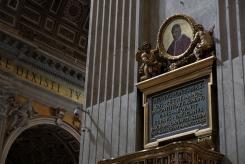 Детайли от базиликата Свети Петър.