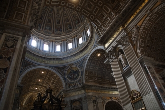 Базиликата Свети Петър.