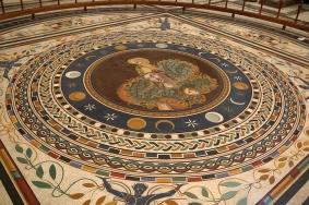Мозайка в музея Пио Клементино, Ватикана.