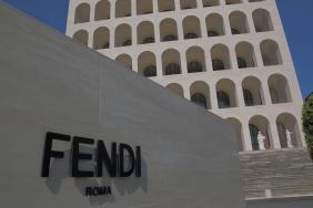 Главният офис на FENDI.