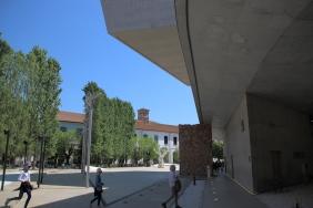Площад Алигиеро Боети.