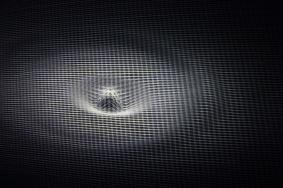 От изложбата: Гравитация.Представата за вселената след Айнщайн.