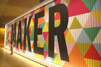 В Design Museum.