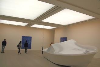 Галерия Saatchi - картини на Rannva Kunoy, инсталация Ben Schumacher.