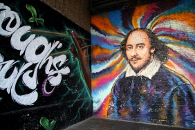 Лондонските графити.