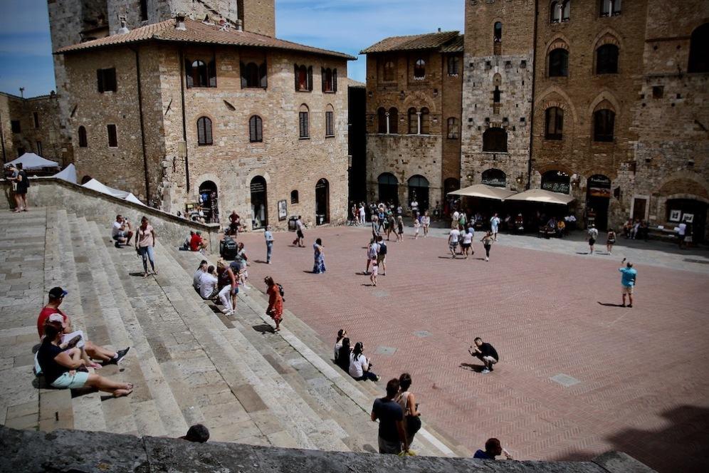 Пиаца дел Дуомо.