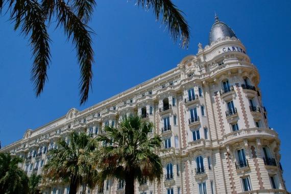 Хотел Intercontinental Carlton.