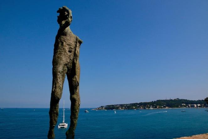 Скулптура на Жермен Ришие.