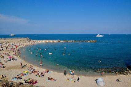 Плаж де ла Гравет.