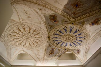 Детайли от тавана в музея Фрагонар.