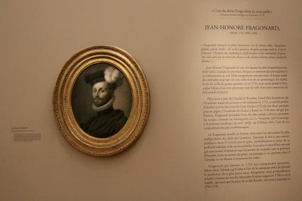 Портрет на Жан-Оноре Фрагонар.