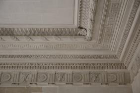 Архитектурни детайли в музея Масена.