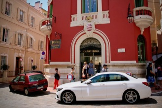 Пощата на Монако.