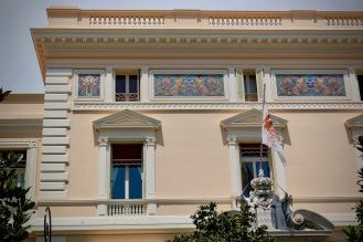 Елегантните фасади.