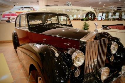 Rolls Royce от колекцията на принц Рение III.