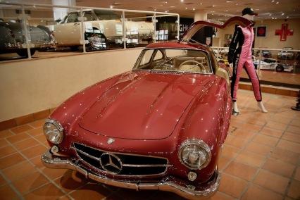 Mercedes от колекцията на принц Рение III.
