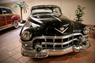 Автомобилната колекция на принц Рение III.