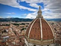 Куполът проектиран от Филипо Брунелески.