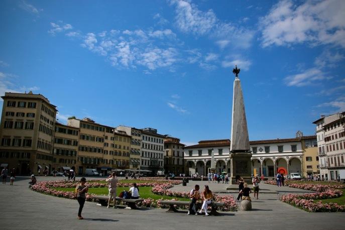 Площад Санта Мария Новела.
